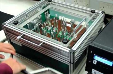 Automated PCB Testing