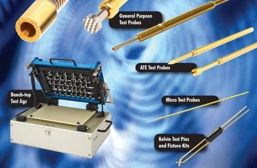 Electronics Test Jig : Automated pcb testing